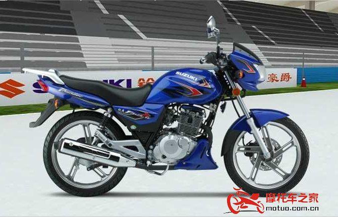 豪爵铃木锐爽en125-3e摩托车(1)